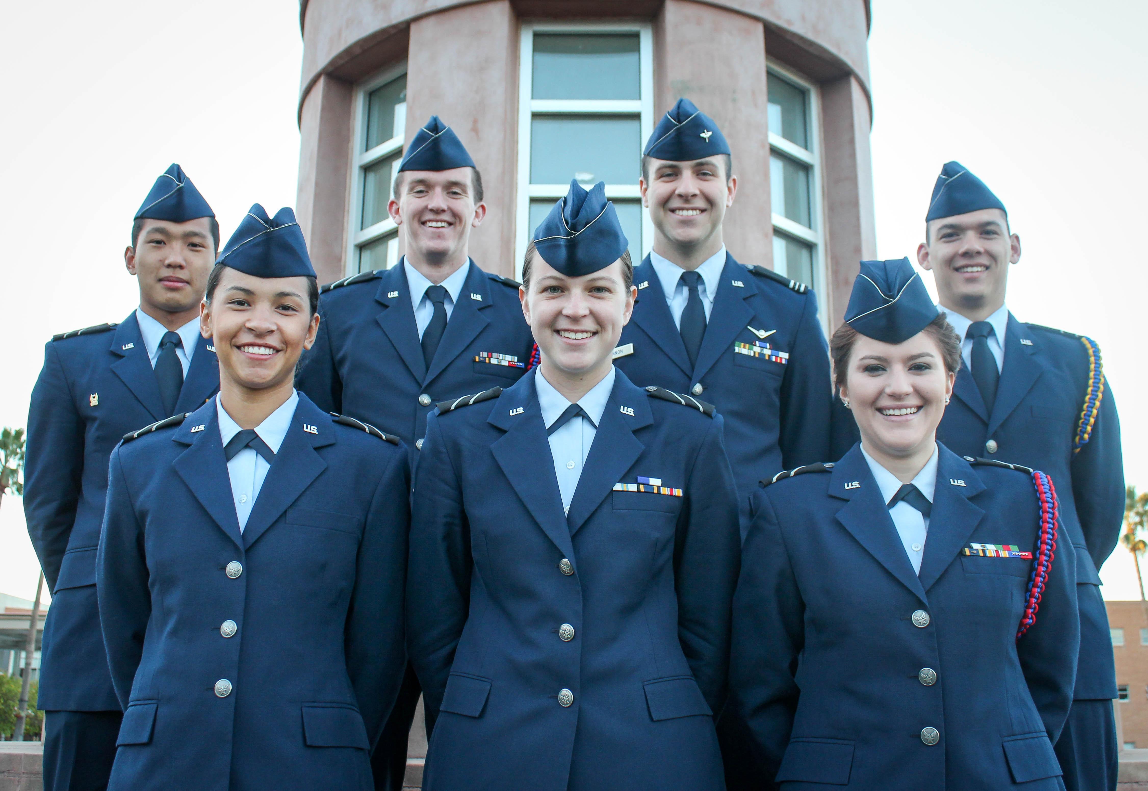 air force rotc detachment 025 flying devils